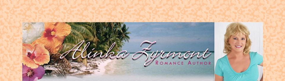 Alinka Zyrmont Home Page Banner